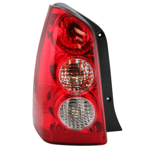 2005-06 Mazda Tribute Tail Light Driver Side