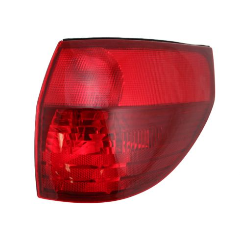 2004-05 Toyota Sienna Tail Light Passenger Side