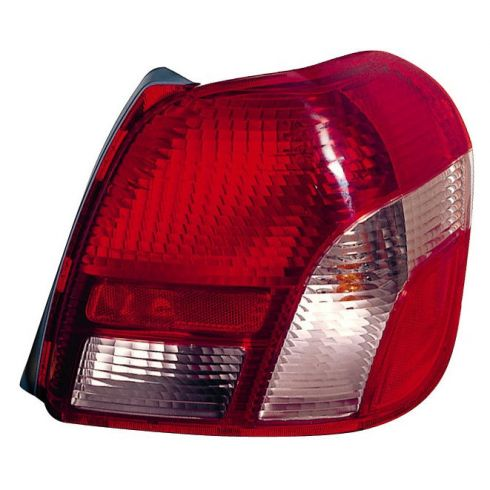 2000-02 Toyota Echo Tail Light Passenger Side