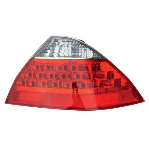 06-07 Honda Accord 4dr Taillight for Hybrid Models RH