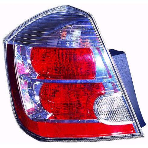 07-08 Nissan Sentra Tail Light 2.0L LH