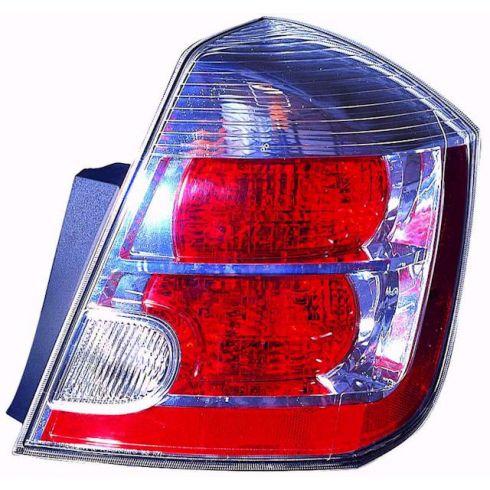 07-08 Nissan Sentra Tail Light 2.0L RH