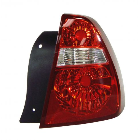"04-07 Chevy Malibu Tail Light RH for VIN ""Z"" Sedan"