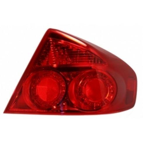 05-06 Infiniti G35 Sedan Taillight Outer RH