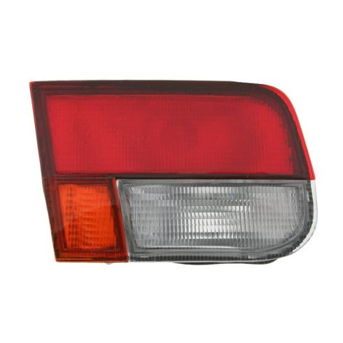96-98 Honda Civic Tail Light Trunk Mounted LH