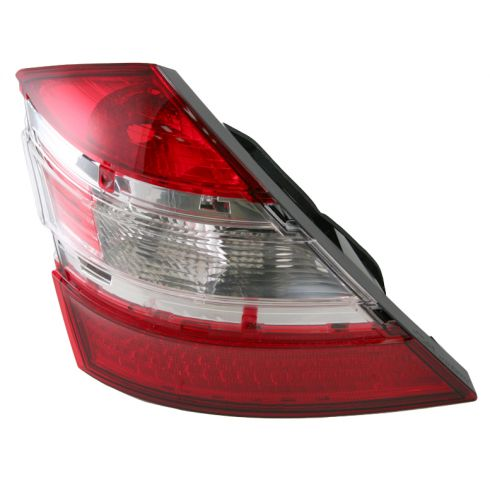 07-08 Mercedes Benz S550 S600 S65 Tail Light Driver Side