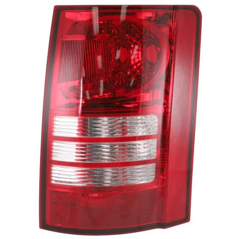 08-09 Chrysler Town & Country Tail Light Passenger Side