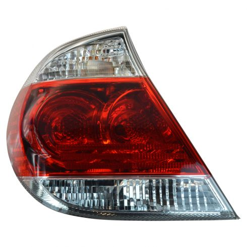 05-06 Toyota Camry LE XLE Tail Light Japan Made Driver Side