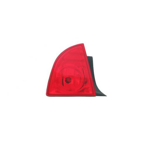 2008-09 Chevy Malibu LS LT Quarter Mounted Tail Light LH