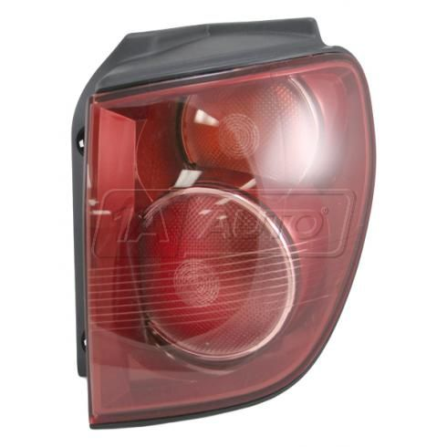 1999-00 Lexus RX-300 Quarter Mounted Tail Light RH