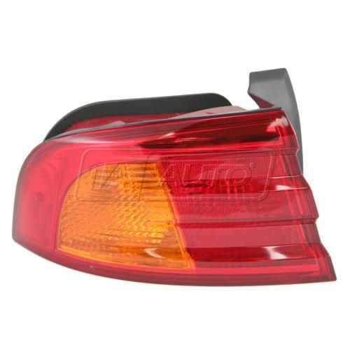 2002 Kia Optima Quarter Mounted Tail Light LH (from Prod Date 9/10/01)