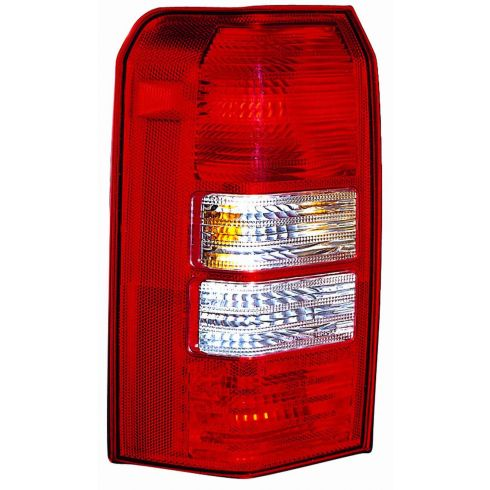 2008-09 Jeep Patriot Taillight LH