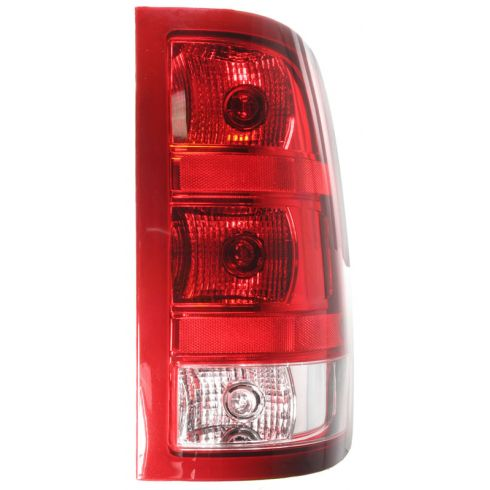 2007-10 GMC Sierra Fleetside Taillight RH