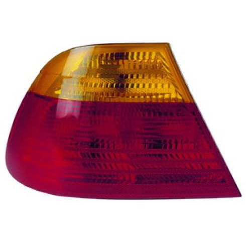 1999-03 BMW 3 Series 2DR Coupe Outer Taillight w/Amber LH