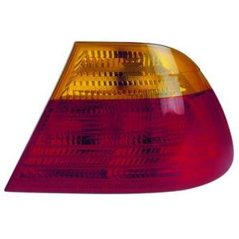 1999-03 BMW 3 Series 2DR Coupe Outer Taillight w/Amber RH