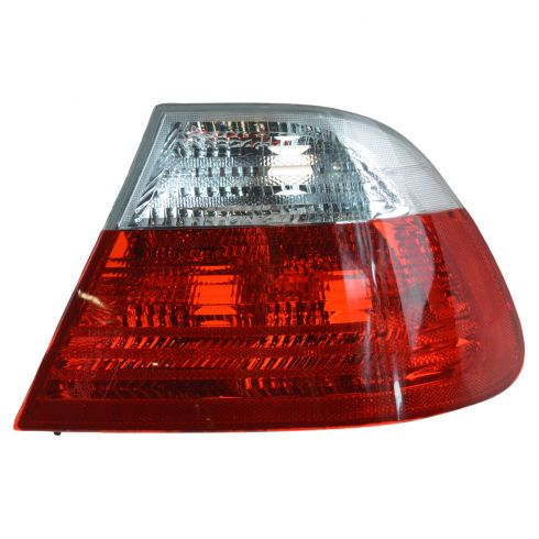 99-03 BMW 3 Series 2DR Coupe Outer Taillight w/Clear RH