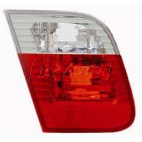 2002-05 BMW 3 Series Sdn Inner Taillight w/Clear LH