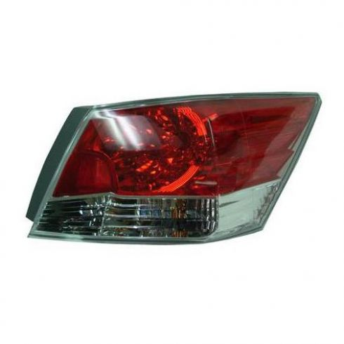 08-12 Honda Accord 4DR Taillight RH