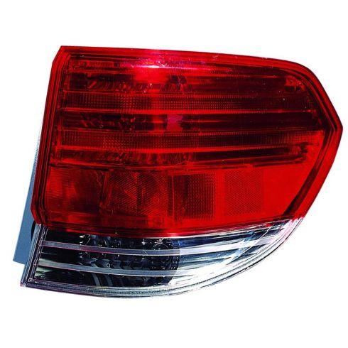 2008-10 Honda Odyssey Outer Taillight RH