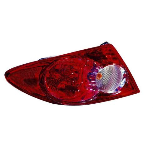 2003-05 Mazda 6 Sedan 04-05 Hatchback Outer Taillight LH