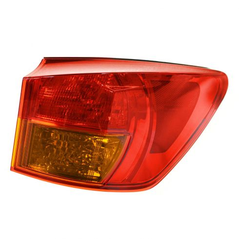 06-08 Lexus IS250 IS350 Outer Taillight RH