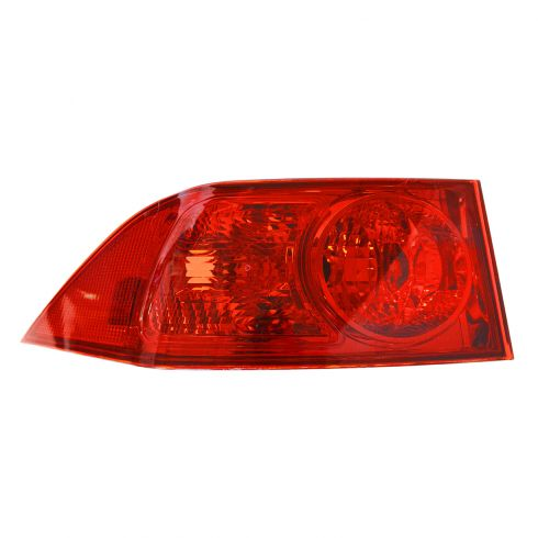 04-05 Acura TSX Outer Taillight LH