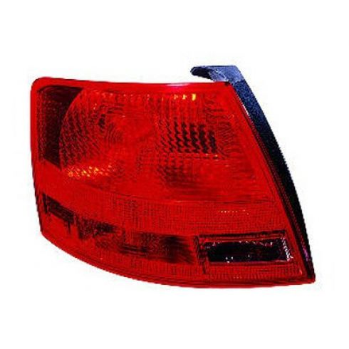2005-08 Audi A4 S4 SW Outer Taillight LH