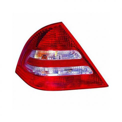 05-07 Mercedes C Class SDN Taillight LH