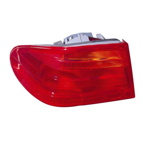 1996-99 Mercedes E Class Outer Taillight LH