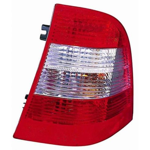 2002-05 Mercedes ML Class Taillight Globe (w/o Smoked Lens) RH