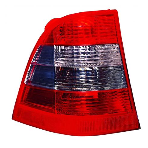 2005 Mercedes ML Class Taillight Globe (w/Smoked Lens) LH
