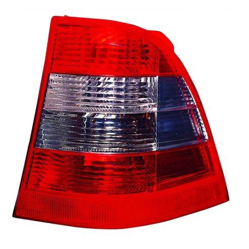 2005 Mercedes ML Class Taillight Globe (w/Smoked Lens) RH