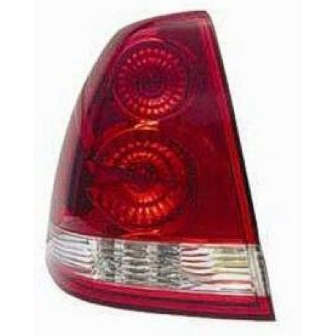 2004-07 Chevy Malibu Maxx Taillight LH