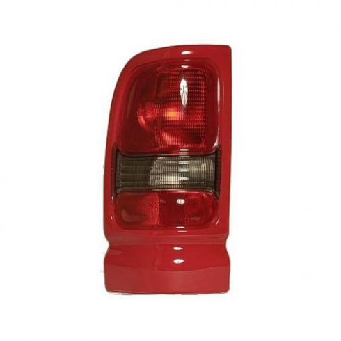 1994-02 Dodge Ram Sport PU Taillight w/Red Bezel LH
