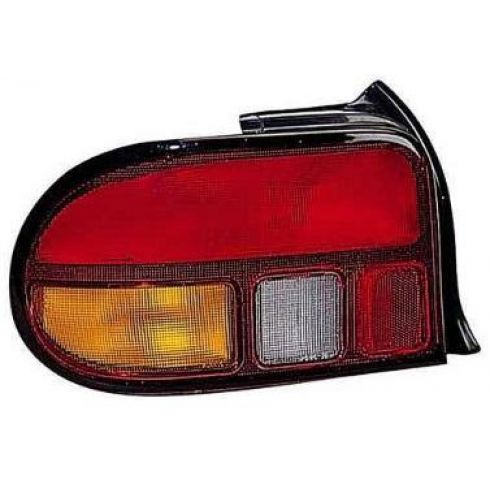 1994-96 Ford Aspire Taillight LH