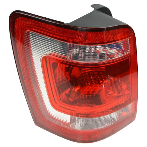 08-11 Ford Escape, Escape Hybrid Taillight LH