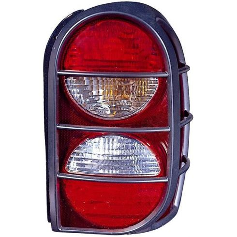 2005-07 Jeep Liberty Taillight (w/Guard) RH