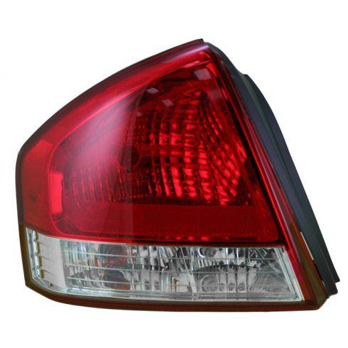 2009 Kia Spectra Taillight LH