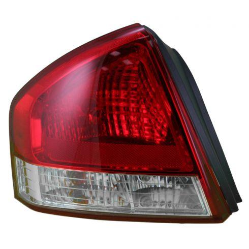 2007-08 Kia Spectra SDN Taillight LH