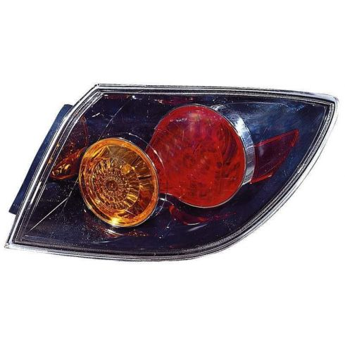 2004-06 Mazda 3 Htbk (exc LED) Outer Taillight RH