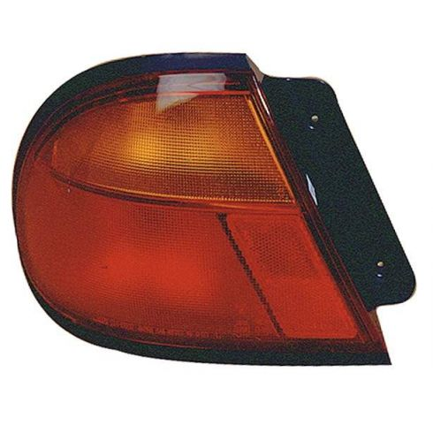 1996-98 Mazda Protege SDN Outer Taillight LH