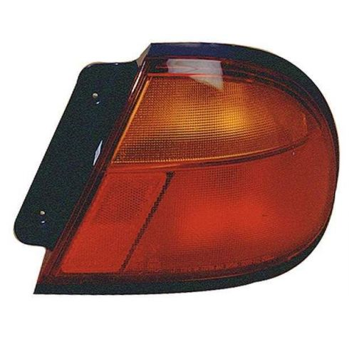 1996-98 Mazda Protege SDN Outer Taillight RH