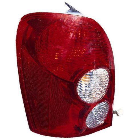 2002-03 Mazda Protege5 Taillight LH