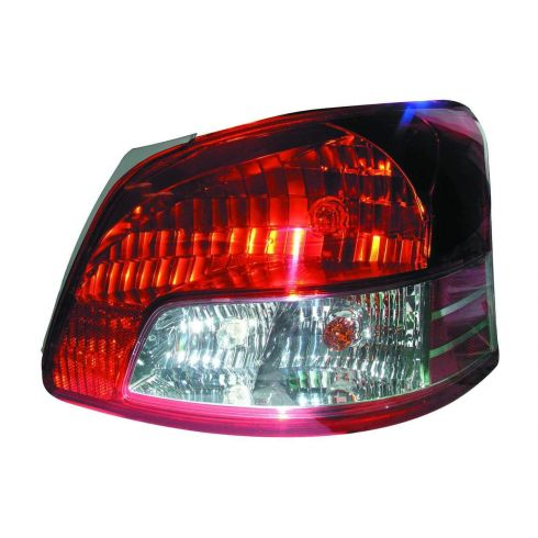 2006-10 Toyota Yaris SDN Base Model Taillight RH