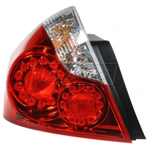 06-07 Infiniti M35, M35X, M45 Outer Taillight LR