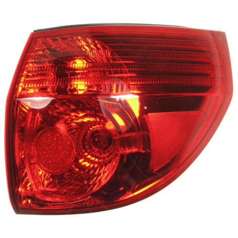 06-10 Toyota Sienna Outer Taillight RR