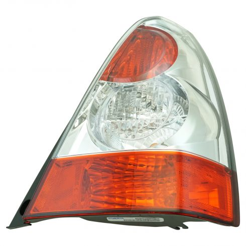 06-07 Subaru Forester; 08 Forester (exc Sport) Taillight RH