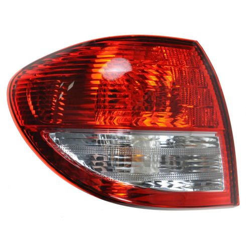 02-04 Infiniti I35 Outer Taillight LH