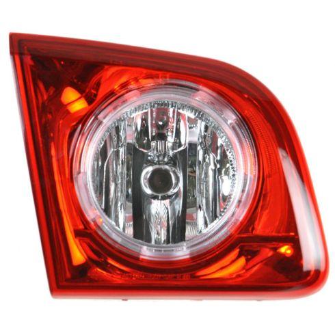08-10 Malibu Hybrid; 08-11 Malibu Inner Taillight LH
