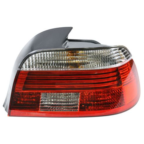 01-03 BMW 525i, 540i Sedan; 01-03 530i, M5 w/Clear Lens Taillight RH